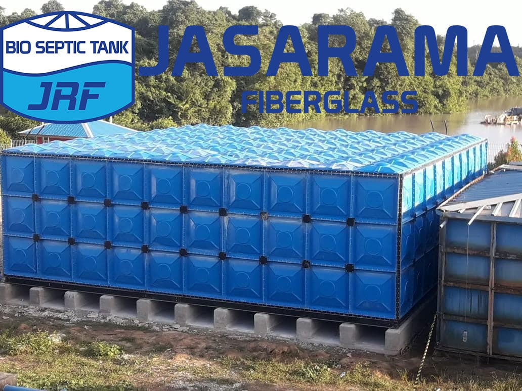 Distributor Tangki Air Fiber